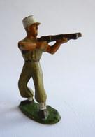 SOLDAT FIGURINE FIG STARLUX LEGIONNAIRE 83 TIREUR FUSIL DEBOUT SR MC 1955 (3) - Starlux