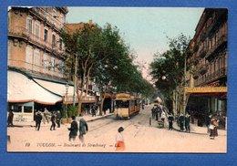 Toulon  - Boulevard De Strasbourg - Toulon
