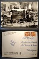 """(FG.K52) GENZANO DI ROMA - """"VILLA ROBINIA"""" Albergo Ristorante Bar In Via Fratelli Rosselli (ROMA, CASTELLI ROMANI) Hotel - Roma (Rome)"""