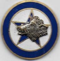Légion - 4e REI - Cie De Base - Insigne émaillé Drago - Esercito
