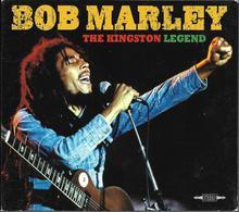 "Bob Marley   ""  The Kingston Legend  "" - Reggae"