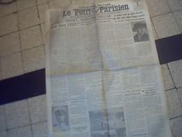 Journal Quotidien  Le Petit Parisien  1  Janviet  1920   B Etat   D Ensemble Cf Photos - Zeitungen