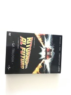 Rox DVD Ritorno Al Futuro La Trilogia In 4 DVD Nuovo - Sci-Fi, Fantasy