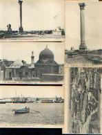 EGYPTE – ALEXENDRIA – Lot De 5 CV - Ed. LL, Paris - Alexandrie
