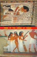 EGYPTE – « Tombs Of The Nobles At THEBES » - Carnet De 18 CP – Ed. Lehnert & Landrock, Cairo - Autres