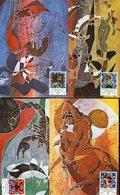 38384 Liechtenstein,  4 Maximum  1985, Zodiaque, Zodiac, Tierkreis, Astrology - Astrology