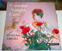 LUCIANO VIRGILI CANZONI SEMPRE CARE - Vinyl-Schallplatten