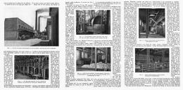 L'INDUSTRIE DU BEURRE DE COCO ( USINE MASSILIA à MARSEILLE Chez MM. ROCCA ,TASSYet DE ROUX )    1912 - Côte D'Azur