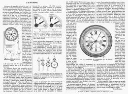 L'AUTO-SIGNAL   1912 - Sciences & Technique