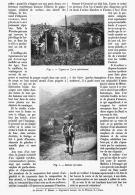 L'INDUTRIE VINICOLE DANS LE TYROL   1912 - Wine