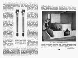 LA STABULATION DES HUITRES    1912 - Sciences & Technique