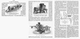 FABRICATION D'UN PAQUET DE CIGARETTES  1912 - Tabac (objets Liés)