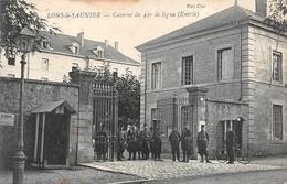 Lons Le Saunier Militaires 44 RI Caserne Michel Cler A 3089 - Lons Le Saunier