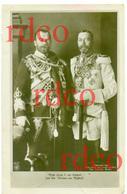 UK King George V And Russia Zar Nicolaus II; - Non Classificati