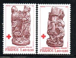 N° 2116 / 2117 - 1980 - France