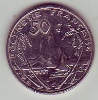 (Monnaies). Polynesie Francaise. 50 Fr 2003 - Polynésie Française
