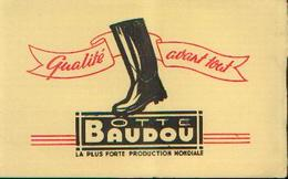 Buvard – Botte BAUDOU - Vloeipapier