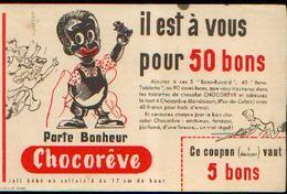 Buvard – Chocorêve - Buvards, Protège-cahiers Illustrés