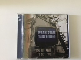 Rox CD Duran Duran Strange Behaviour - Disco & Pop