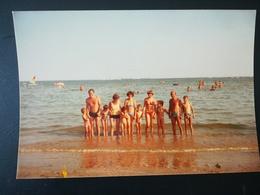 VACANCES EN VOITURE  D UNE FAMILLE EN ITALIE VENISE CAMPING EN 1978 LOT 14 PHOTOS EN  COULEURS - Luoghi