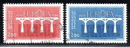 N° 2309 / 2310 - 1984 - Frankreich
