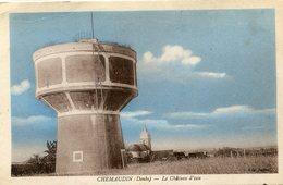 CHEMAUDIN(CHATEAU D EAU) - Sonstige Gemeinden