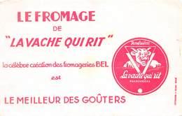 VP-GF.18-518 : BUVARD. LA FROMAGE DE LA VACHE QUI RIT. FROMAGERIE BEL. - Produits Laitiers