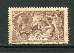 GRANDE BRETAGNE- Y&T N°198- Oblitéré (belle Cote!!!) - 1902-1951 (Kings)