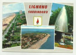 LIGNANO SABBIADORO   - VIAGGIATA FG - Udine