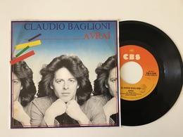 Rox Disco Vinile Claudio Baglioni Avrai - Disco, Pop