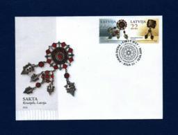 Letonia - Sobre Primer Dia - Letonia