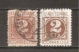 España/Spain-(usado) - Edifil  915-15a - Yvert 654-54A (o) - 1931-Hoy: 2ª República - ... Juan Carlos I