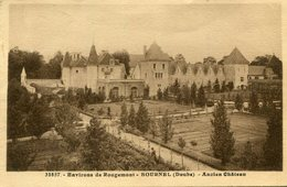 BOURNEL - France