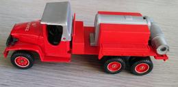 GMC Pompier St Tropez - Solido 1/50 ème - Solido