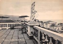 Cartolina Pietra Ligure Pensione Villa Paolina Di Rosa 1970 - Savona