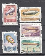 THE USSR. 1991. Transport. Aeronautics. Airships - Airships