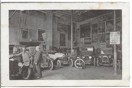 Carte Publicitaire Pour Garage BUFFIN PLASSE à THIZY (Rhone) - Publicités
