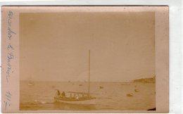 33-arcachon-carte Photo-le Bassin-1917 - Arcachon