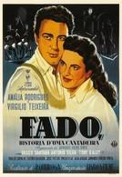 Publicité Portugaise Film Fado Maria Costa (2 Scans) - Publicité