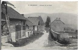 BELMONT - Avenue De La Poste - Belmont De La Loire
