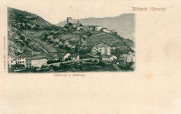 [DC7500] CPA - TREVISO - VITTORIO (CANEDA) - CASTELLO SAN MARTINO - Old Postcar - Treviso