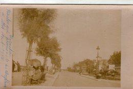 33-arcachon-carte Photo-boulevard Promenade Des Anglais-aout 1917 - Arcachon