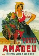 Publicité Portugaise Porto Amadeu (2 Scans) - Publicité
