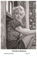 MARILYN MONROE - Film Star Pin Up PHOTO POSTCARD - 201-720 Swiftsure Postcard - Postales