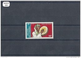 COMORES 1975 - YT N° 104A NEUF SANS CHARNIERE ** (MNH) GOMME D'ORIGINE LUXE - Neufs
