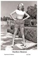 MARILYN MONROE - Film Star Pin Up PHOTO POSTCARD - 201-708 Swiftsure Postcard - Non Classés