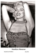 MARILYN MONROE - Film Star Pin Up PHOTO POSTCARD - 201-705 Swiftsure Postcard - Postales