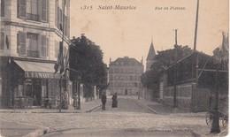 SM 26 - Saint-Maurice (Val De Marne 94) - Rue Du Plateau - Saint Maurice