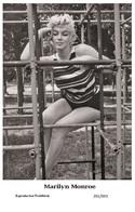 MARILYN MONROE - Film Star Pin Up PHOTO POSTCARD - 201-693 Swiftsure Postcard - Postales