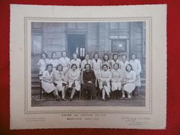 MOULINS LYCEE DE JEUNES 1940 1941 PHOTO - Plaatsen